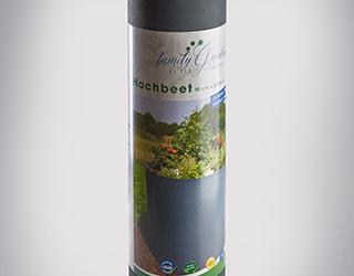 Hochbeet Family Garden Kollektion FVG Folien GmbH Verpackungseinheit