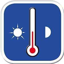 Reduziert den Unterschied zwischen Tag-/Nachttemperaturen, sorgt für ausgeglichene Temperaturen im Gewächshaus