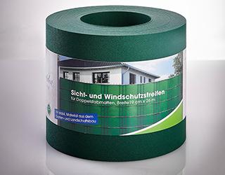 Sicht- und Windschutzstreifen im Farbton grün FVG Folien Vertriebs GmbH