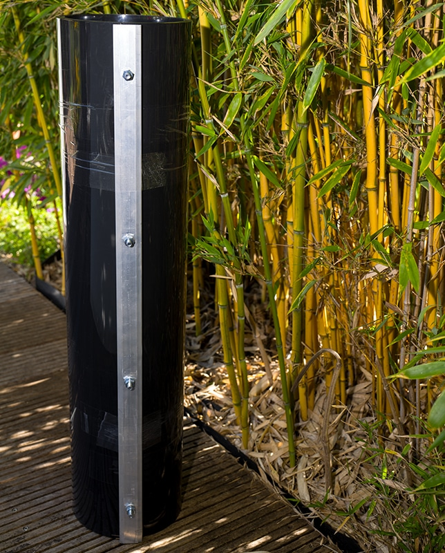 Rhizomen Bambuswurzelsperre