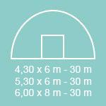 Icon mit Form und Größenanzeigen